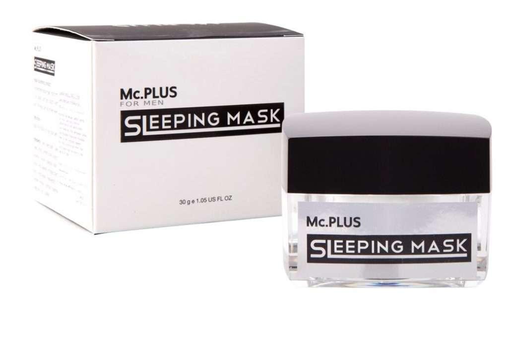 ครีมมาร์คหน้า Mc.Plus Sleeping Mask