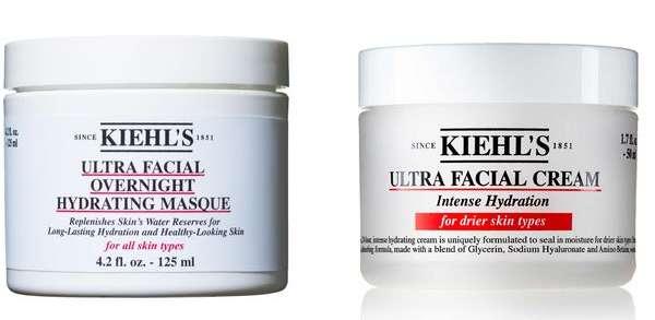 ครีมมาร์คหน้า Kiehl's Ultra Facial Overnight Hydrating Masque