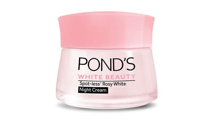 ครีมทาหน้าขาว Ponds White Beauty Night Cream